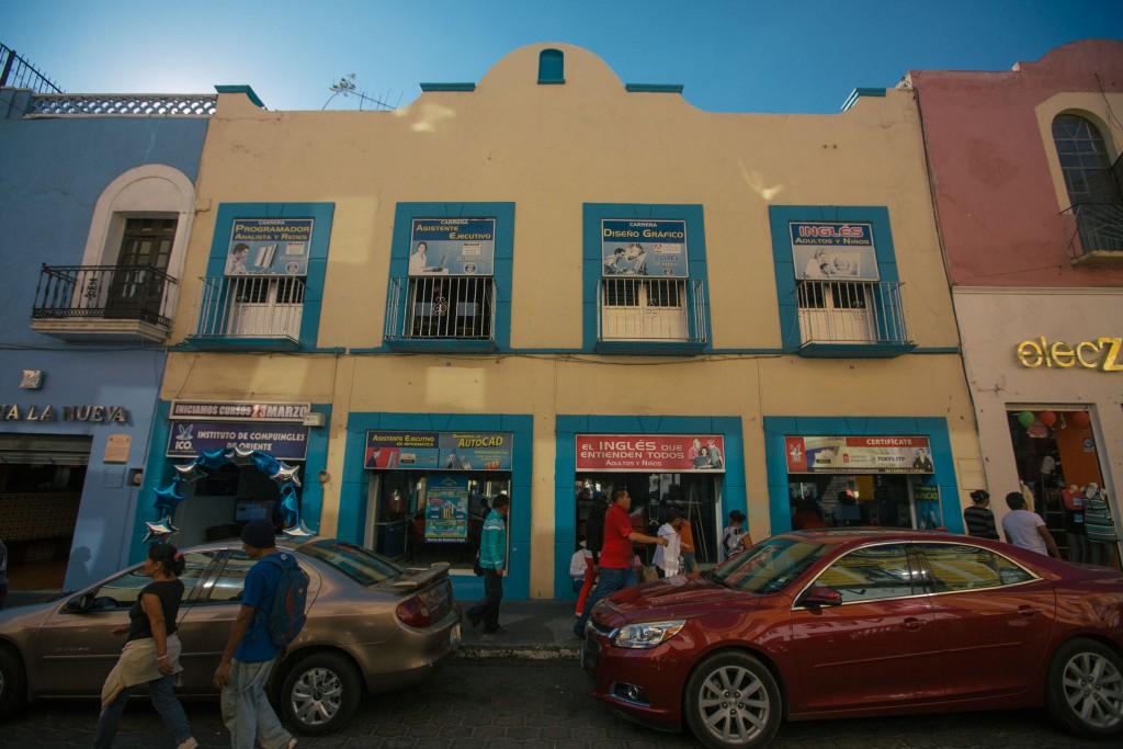 AutoCAD und Kolonialstilgebäude