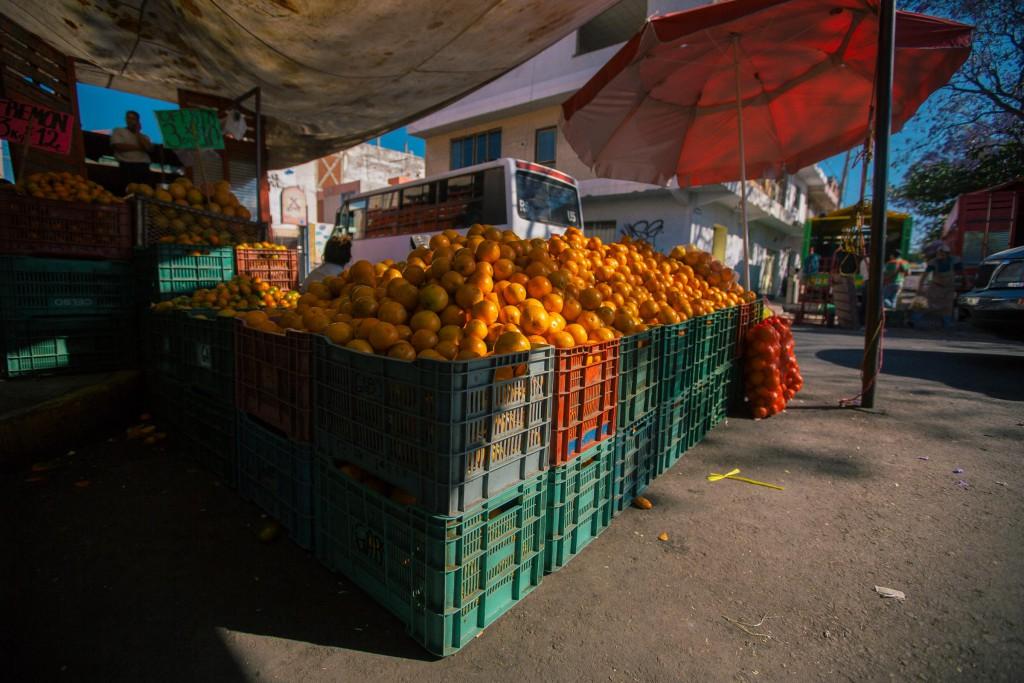 sooooviele Orangen