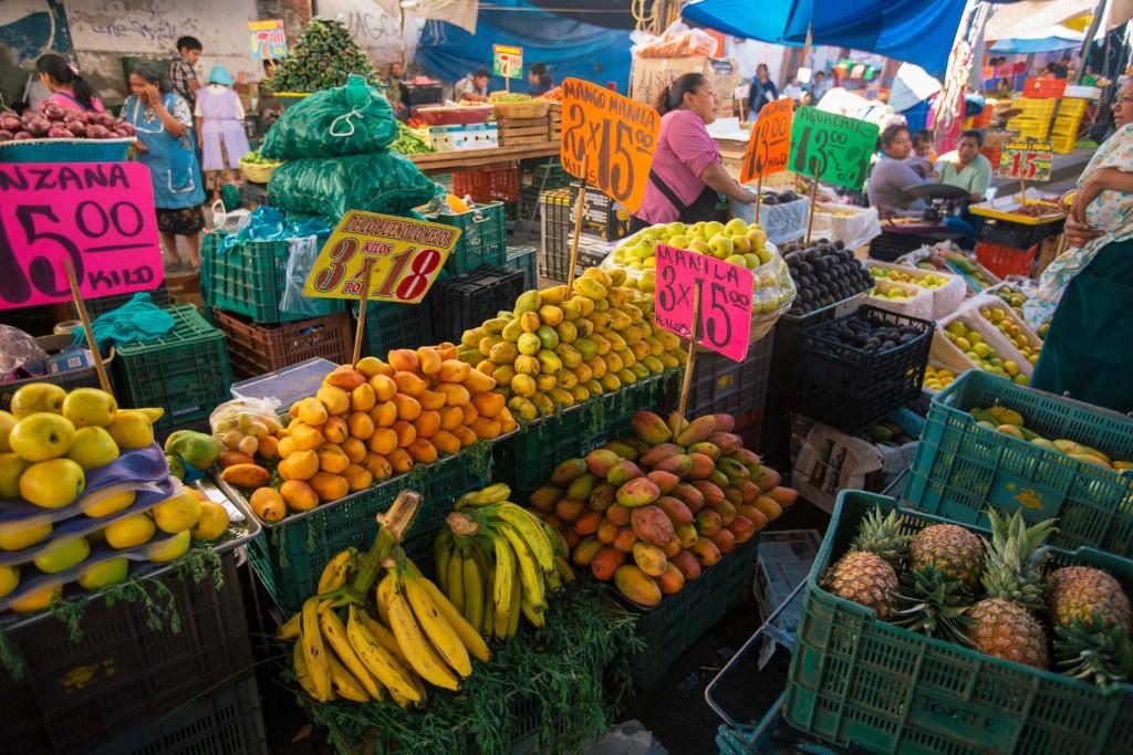 Da haben wir doch den Beweis, es sind die selben Mangos wie auf den Philippinen!