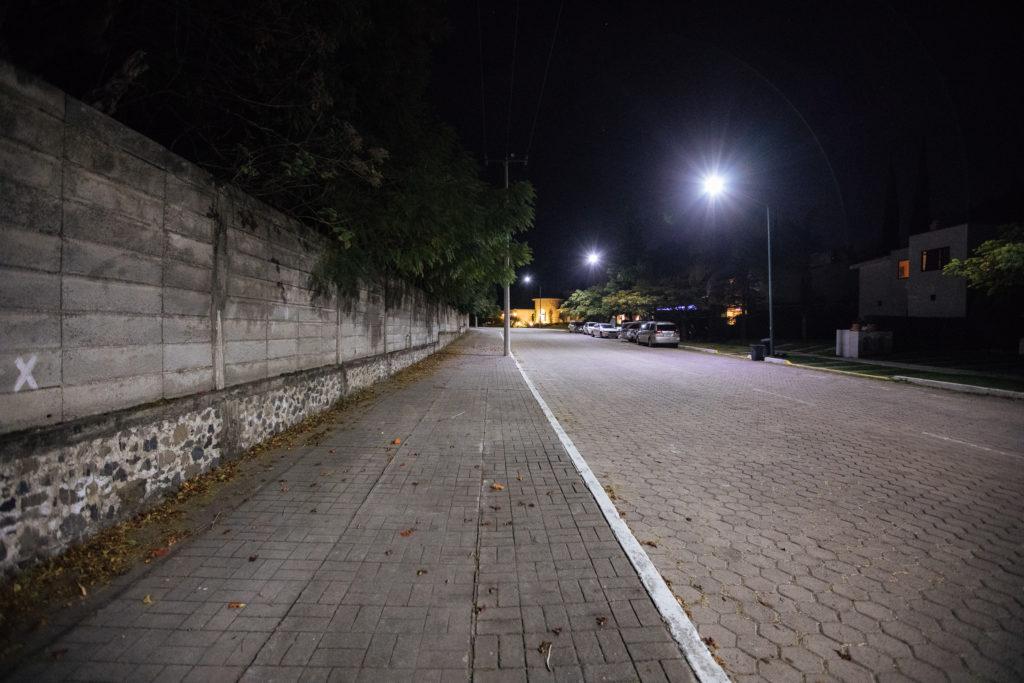 Olle Mauer in El Cristo
