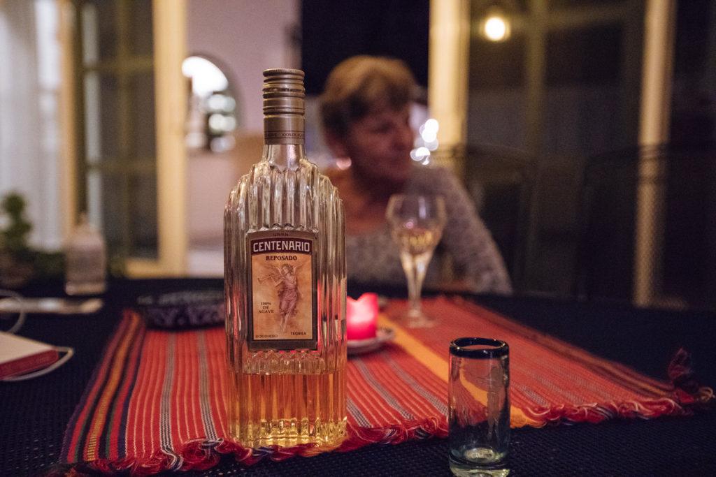 Tequila Centenario Reposado