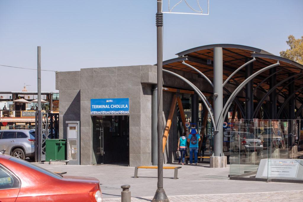 Bahnhof San Pedro Cholula