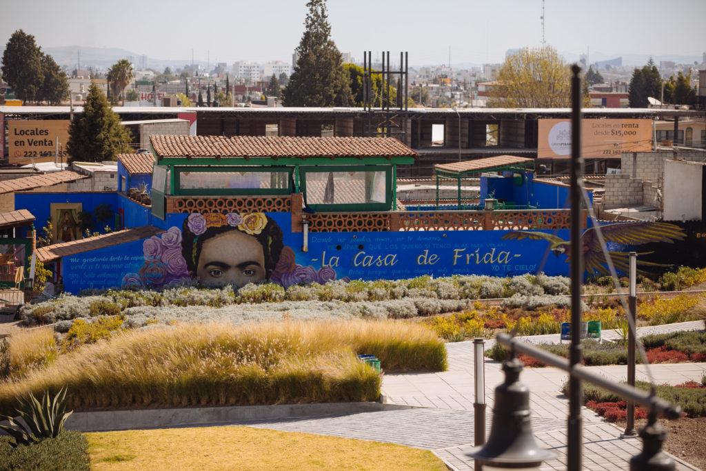 Casa de Frida Restaurant Cholula