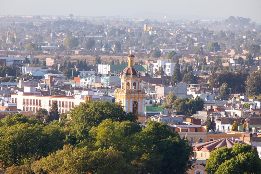 Andere Kirche in San Pedro Cholula