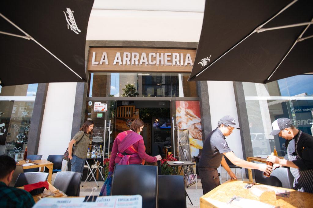 La Arrachería, Lomas de Angelópolis