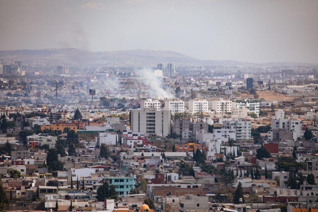 Rauch in Puebla