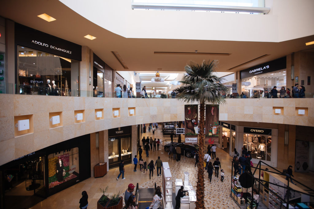 Angelópolis Shopping Mall