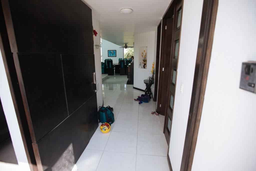 Eingangsbereich Lomas