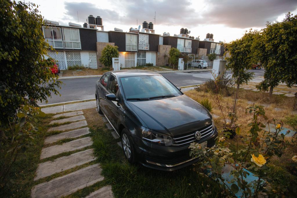 VW Vento in El Pilar, Cuautlancingo, Puebla