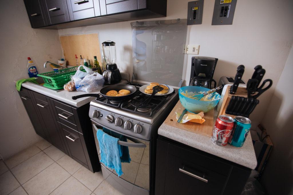 Küchenzeile in El Pilar
