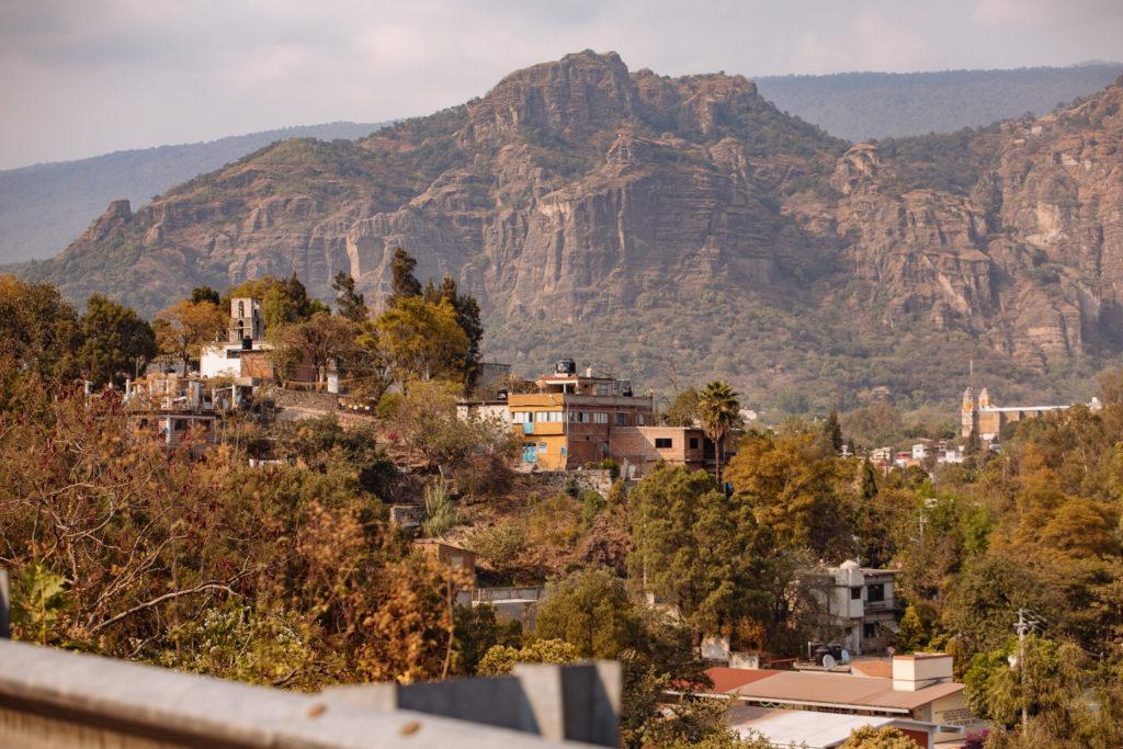 Berge um Tepoztlán