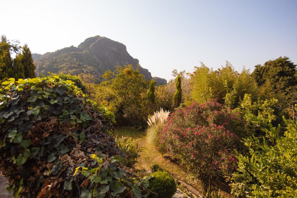 Ein Berg nebenan