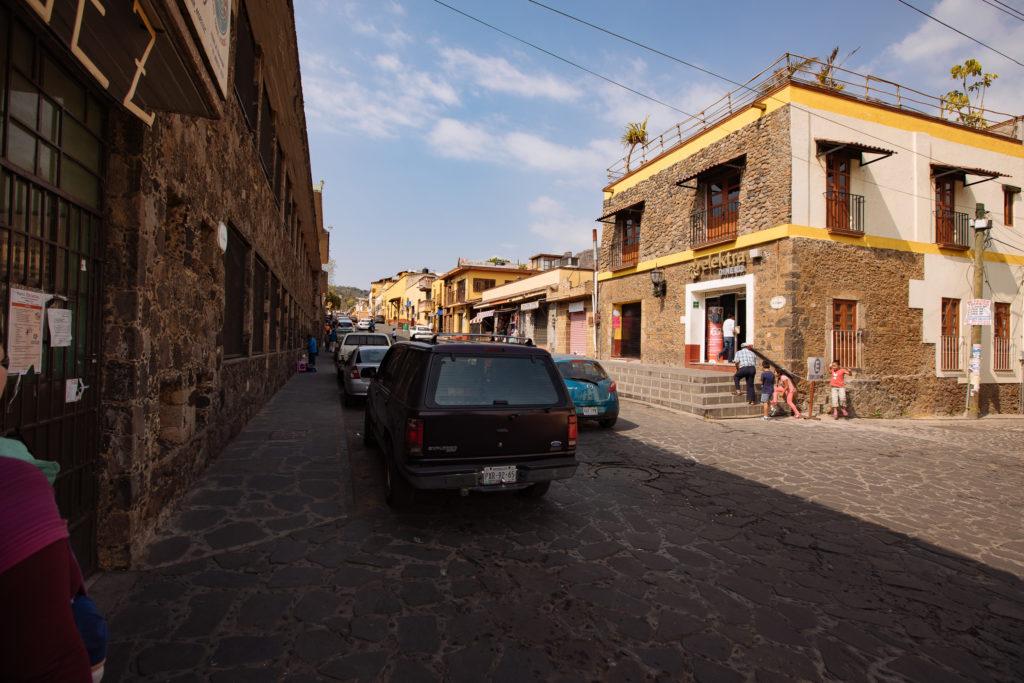 Av. Ignacio Zaragoza, Tepoztlán