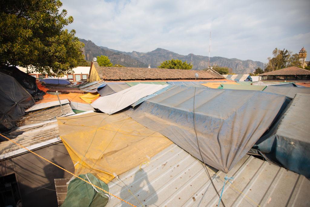 Dächer des mercados