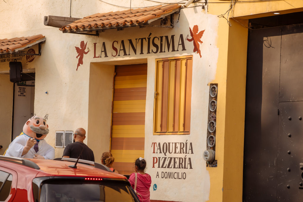 Pizzeria La Santísima