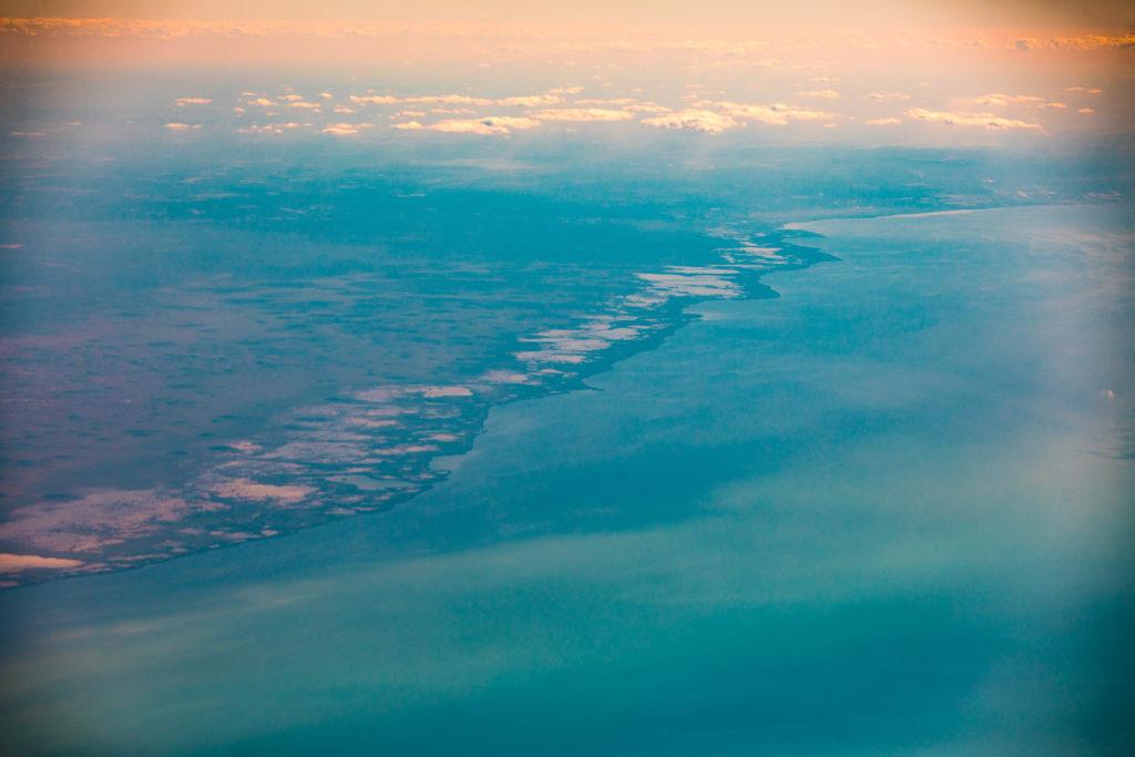 Küste von Yucatán