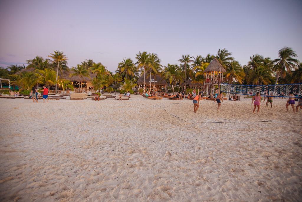 Playa Norte vor Oceanvs Club vom Na Balam