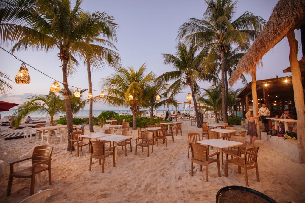 Außenbereich vom Oceanvs Club Na Balam