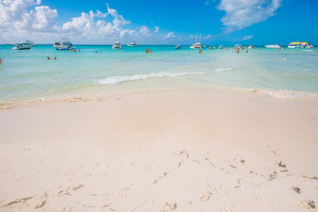 Playa Norte und Meer