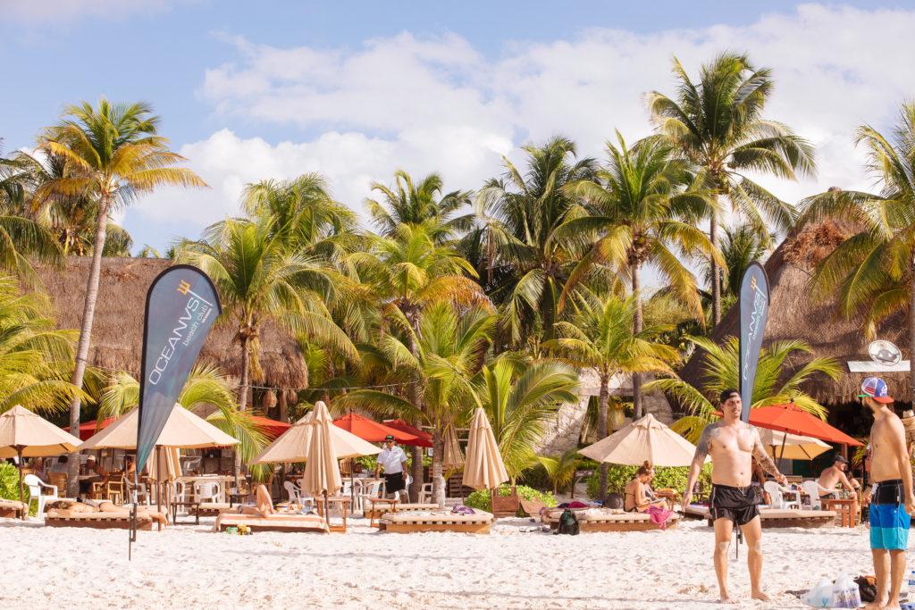 Na Balam mit Oceanvs Beach Club