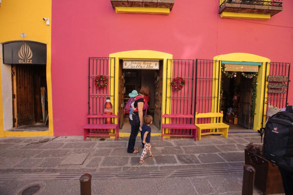 Dulces típicos Puebla