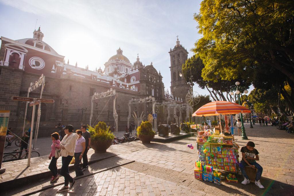 Kathedrale Puebla