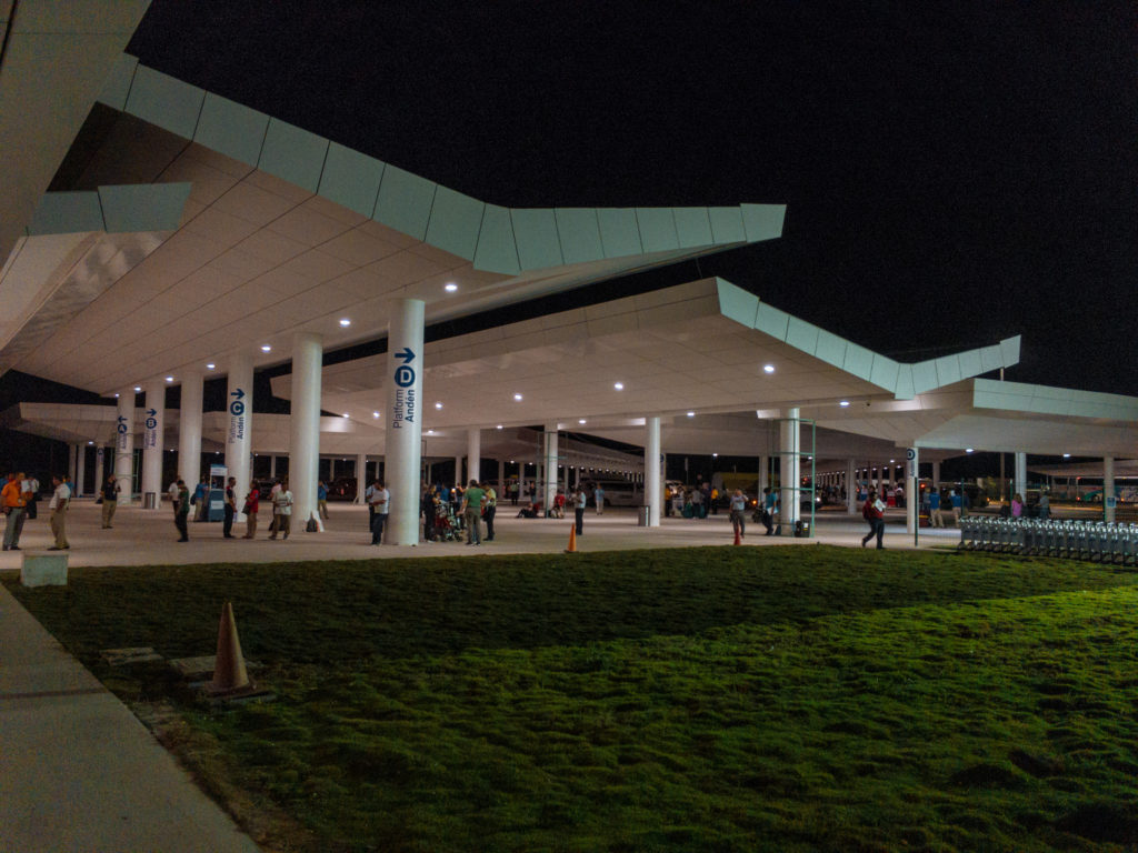 Abholbereich Internationales Terminal aeropuerto Cancun