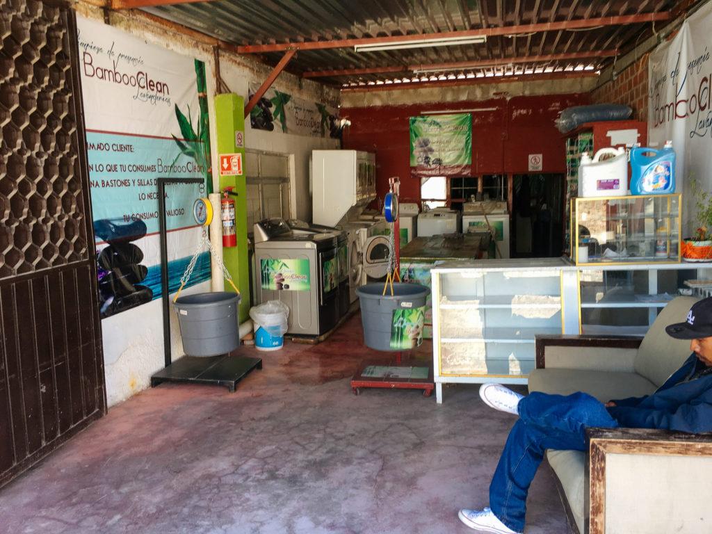 Wäscherei BambooClean