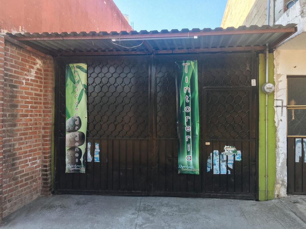 Wäscherei BambooClean in Cholula