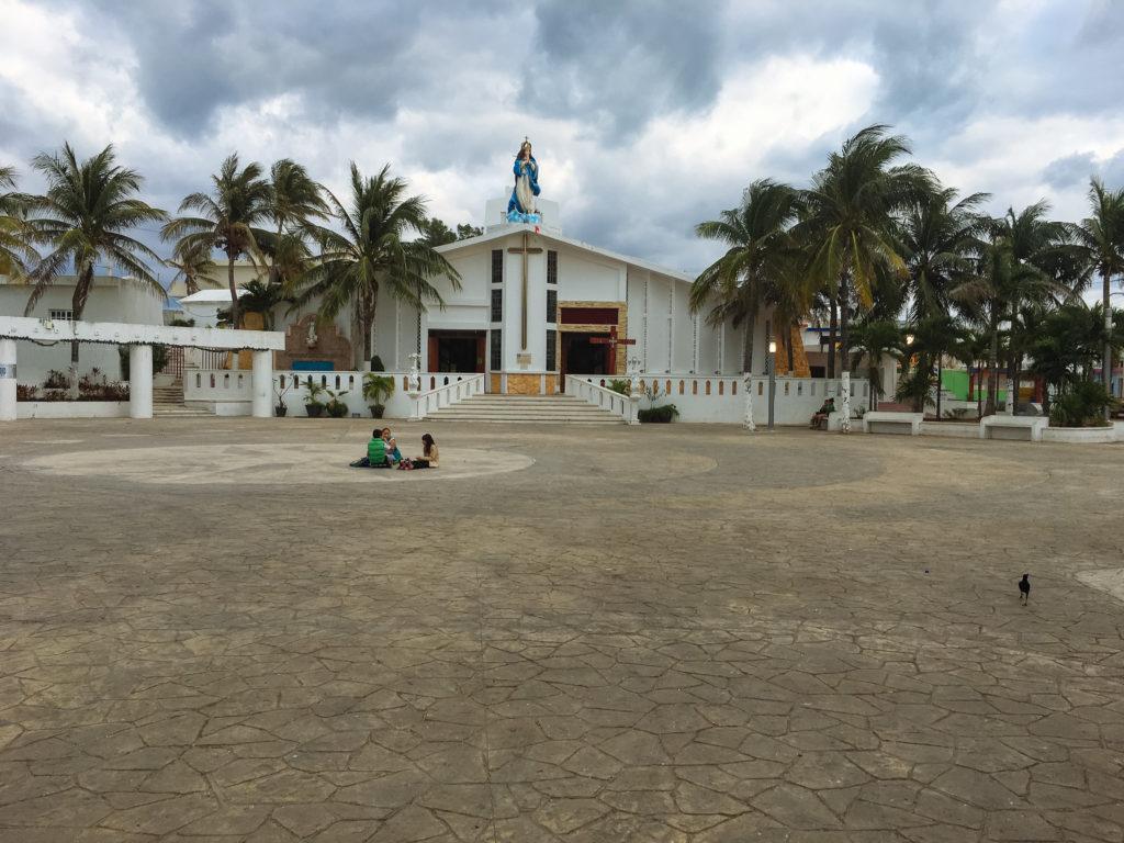 Zócalo Isla Mujeres