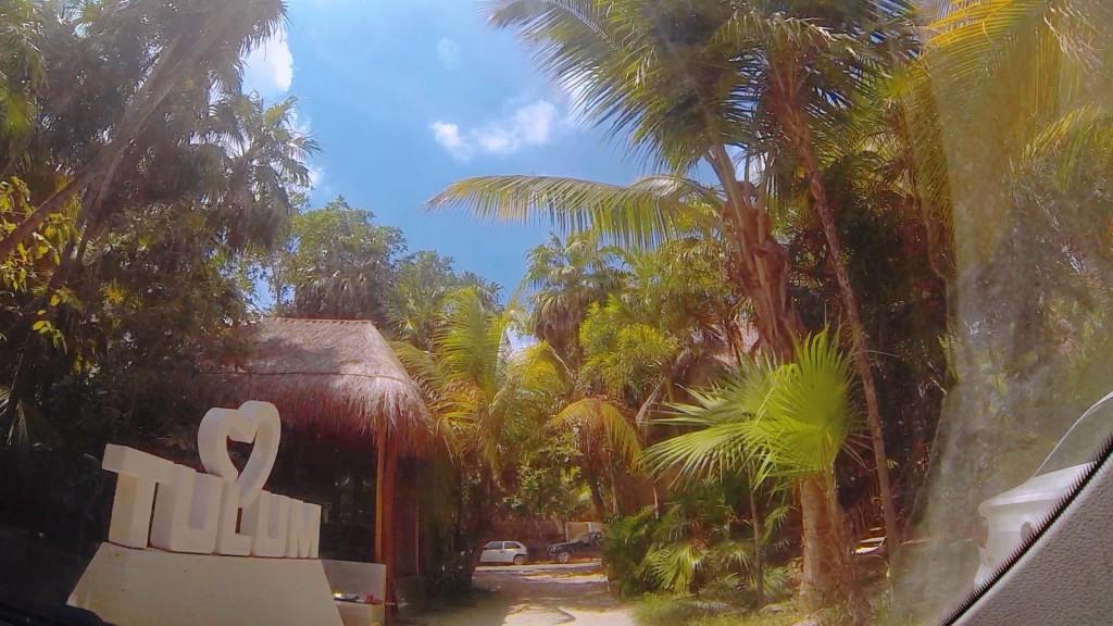 <3 Tulum ... Wo doch die Unterkunft eigentlich Playa X'canan heißt.